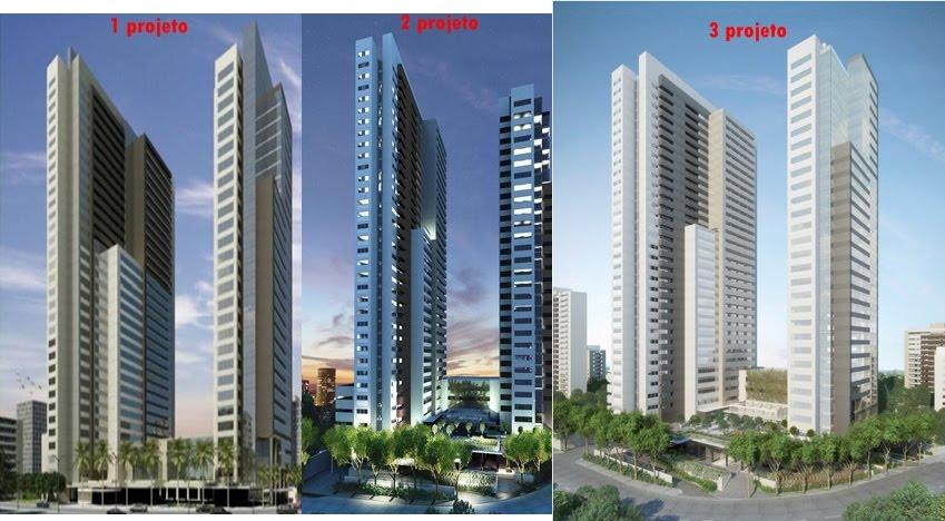 jardim vertical goiania:Goiânia Vertical: Brookfield Towers é lançado em Goiânia