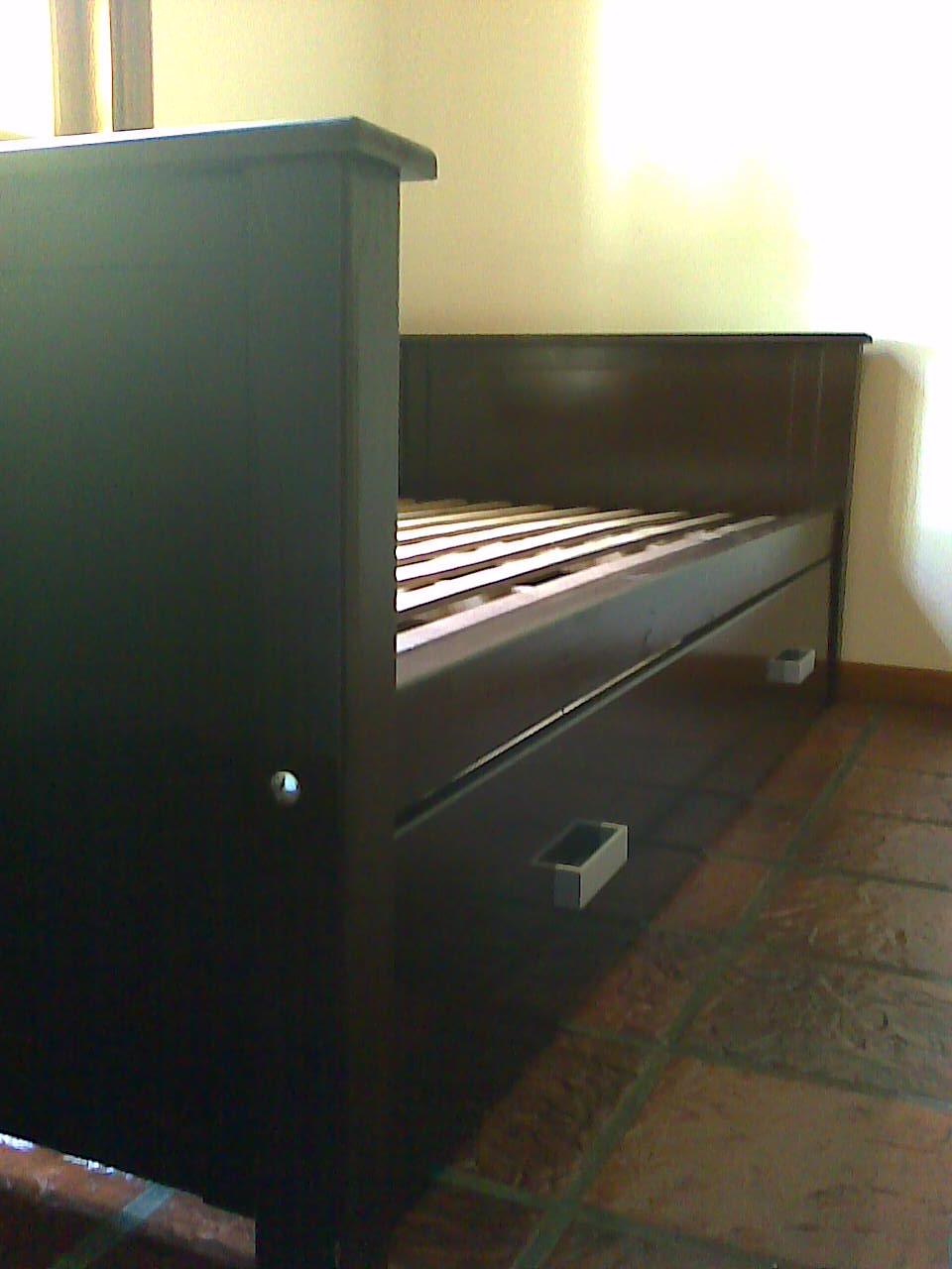 Muebles a medida tandil cama marinera colchon 90 - Medidas cama 90 ...