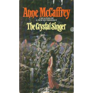 Reclusive Muse: Anne McCaffrey reading challenge – The Crystal Singer