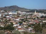 Cidade de Paraguaçu-MG