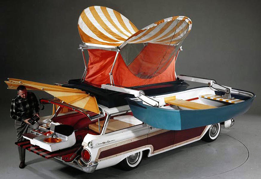 Swiss room box où le camping car version couteau suisse... 1959+Ford+Wagon