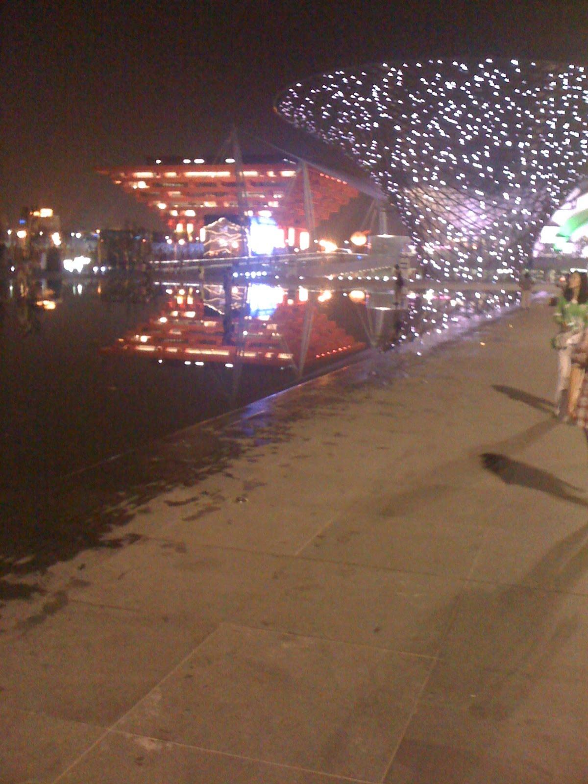 Tscheina-Man in China: 2010