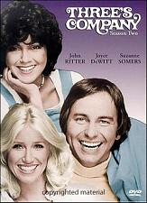 Three's Company Season 2 DVD (liner notes and featurettes by chris mann)