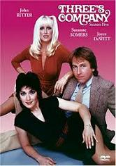 Three's Company Season 5 DVD (interviews by chris mann)