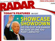 Bob Barker Radar Magazine investigative feature