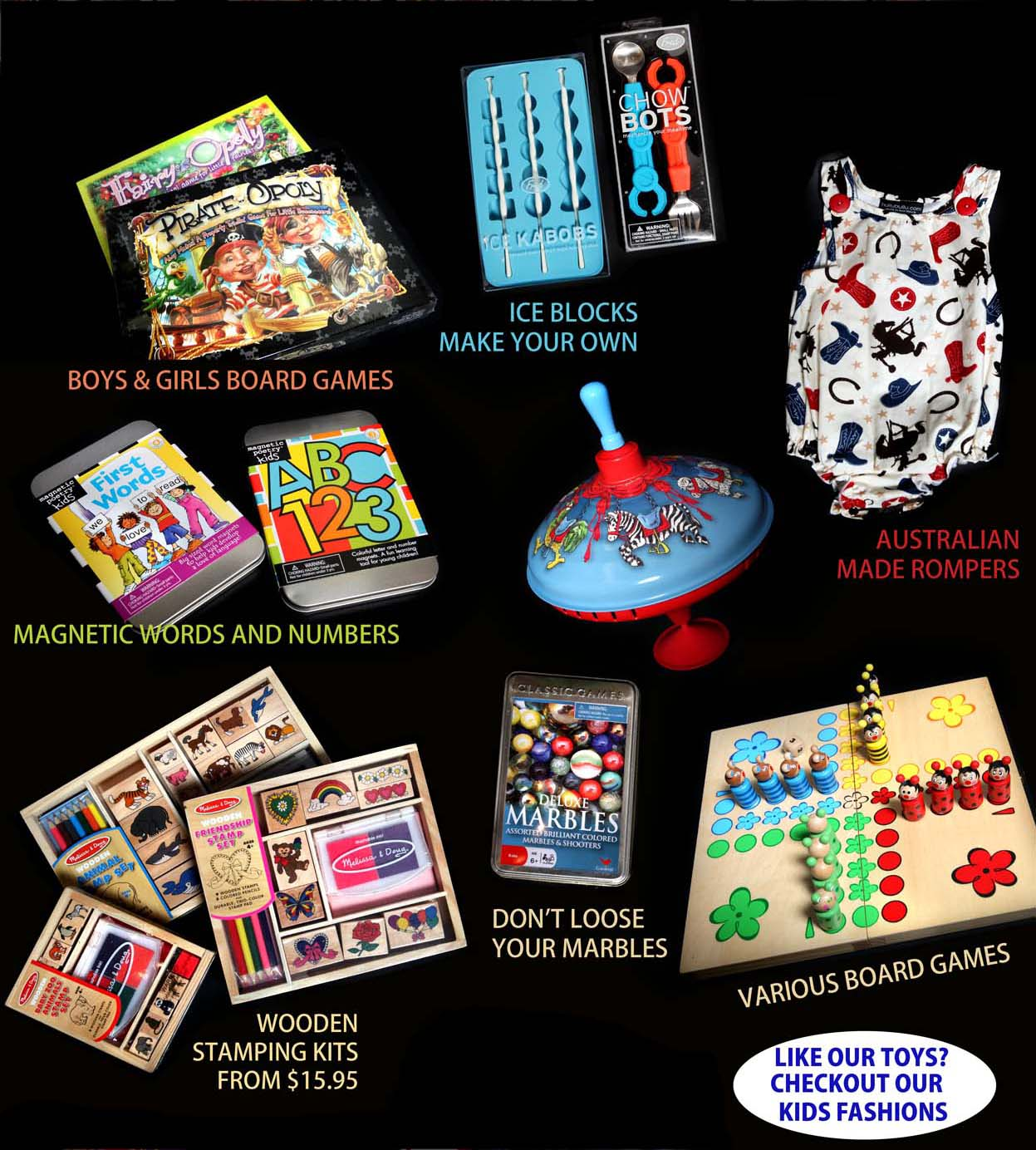 Toys And Gifts : Christmas toys and gift guide hullubullu baby kids fashion