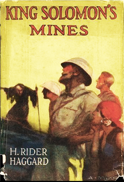random book and movie reviews king solomon s mines by h rider haggard. Black Bedroom Furniture Sets. Home Design Ideas
