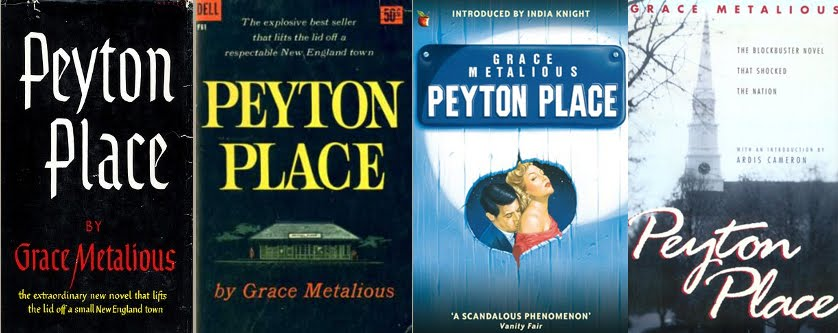 a deliberate attack on canada in peyton place by grace metalious In peyton place metalious succeeds in turning the mythologies of american culture in the 1950s (daphne du maurier, james michener and grace metalious).