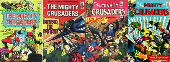 Favourite Non-Marvel or DC American Comics Character - Page 2 MightyCrusaders_60s