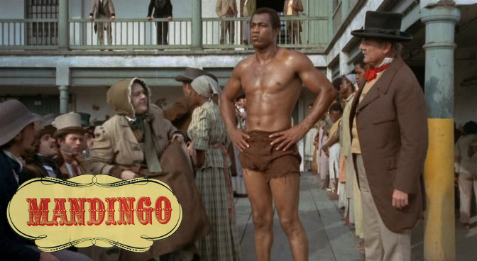 Getting back to MANDINGO...we now meet Ken Norton's character, ...