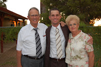 Grandma & Grandpa Bear with John