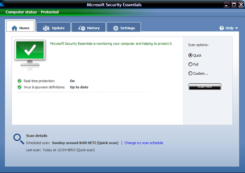 Download microsoft security essentials free, microsoft security essential is exactly the thing of your wish