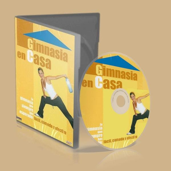 Gimnasia en casa dvd en espa ol libros digitales free - Como hacer gimnasia en casa ...