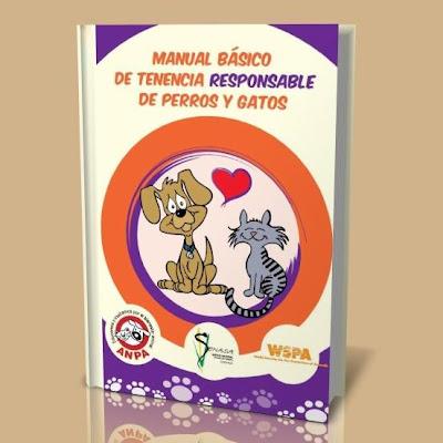 Manual de Tenencia Responsable de Perros y Gatos