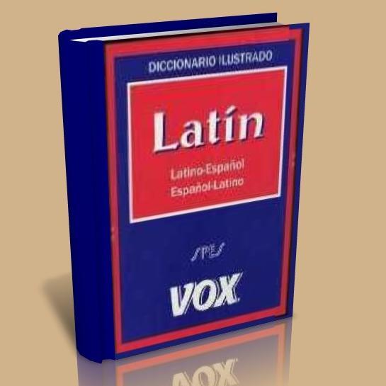 Diccionario Vox - Latin    Espa U00f1ol