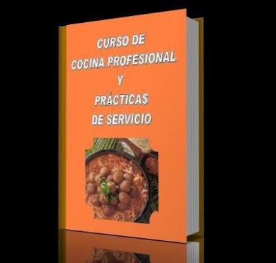 Curso de cocina profesional y practicas de servicio pdf for Curso de cocina pdf