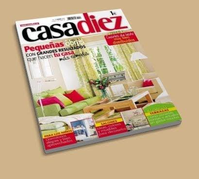 Mundo de ladrillos revista casa diez n 144 junio 2009 for Casa diez decoracion