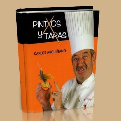 Pintxos y tapas - Karlos Arguiñano [PDF | Español | 15.04 MB]