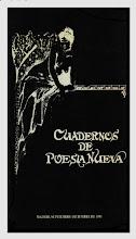 Cuadernos De Poesía Nueva - Madrid - España