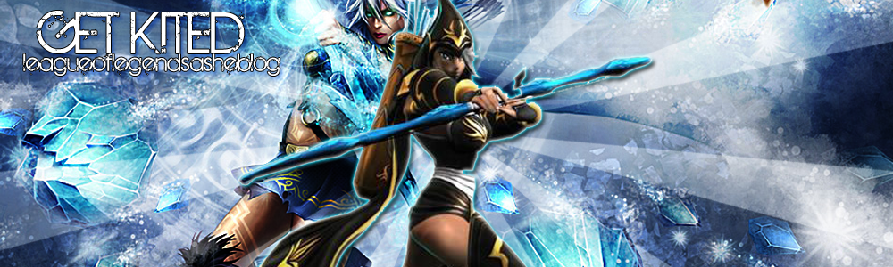 Dat Arrow! Champion Spotlight: Ashe!