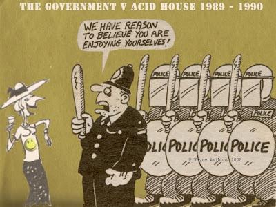 The history of acid house january 2011 for Acid house history