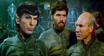 Spock as Muad'Dib