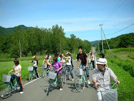 Hokkaido is very scenic