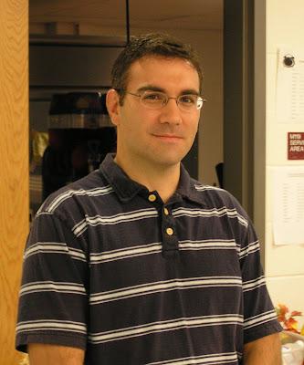 Bob Farrell, head of technology for Owego Apalachin Central School District,