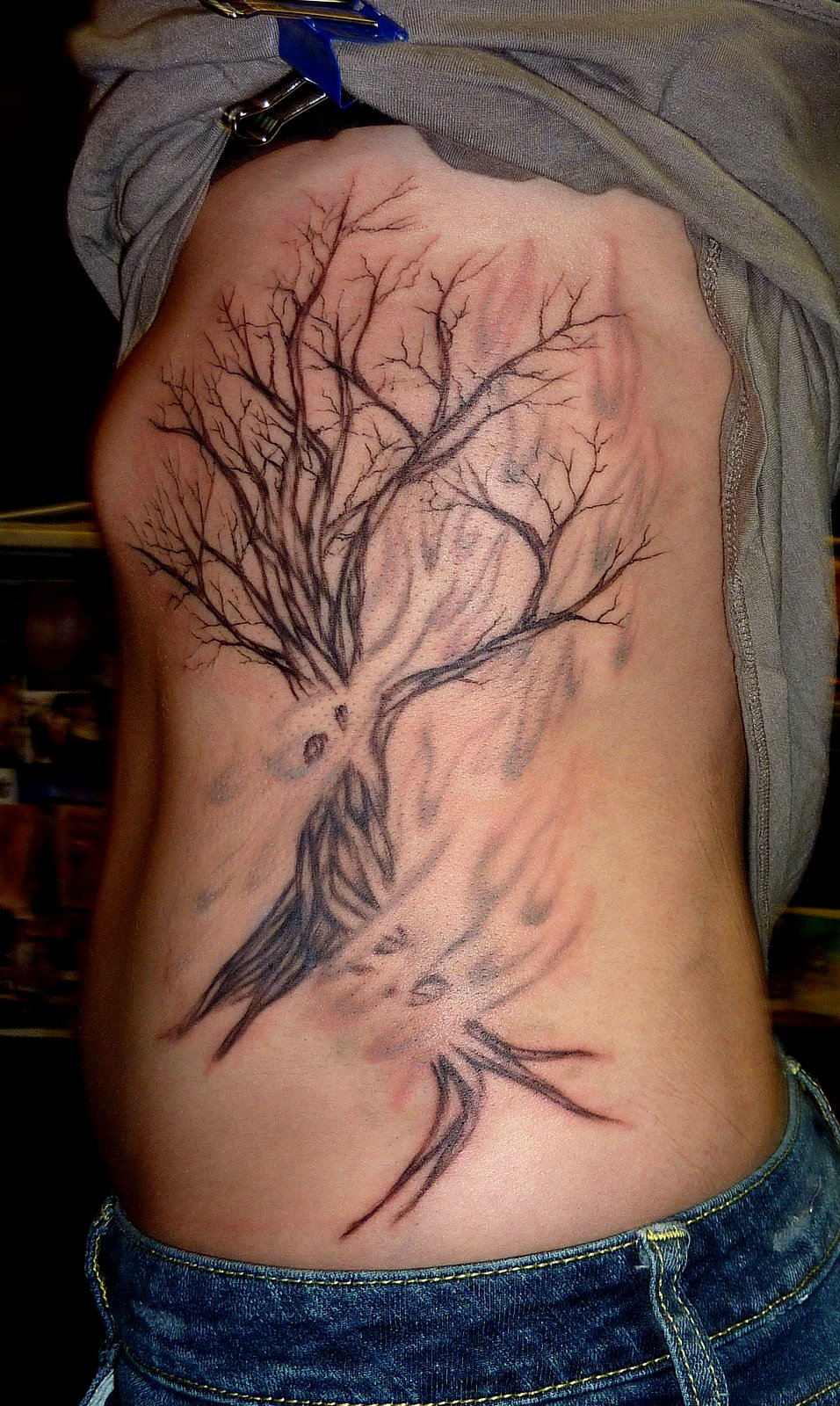 Tree C Evilution Tattoos Las Vegas Nevada