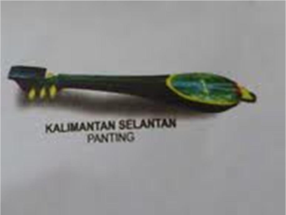Musik Panting adalah musik tradisional dari suku Banjar di