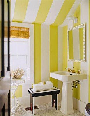 Bathroom Photos Stripes