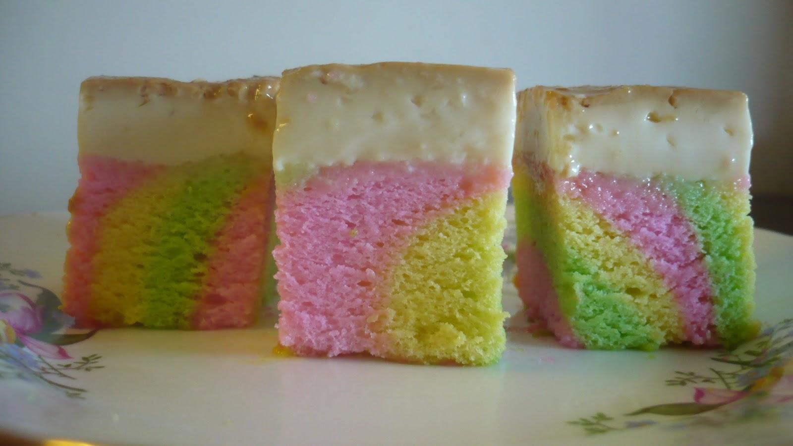 Resepi Puding Kek