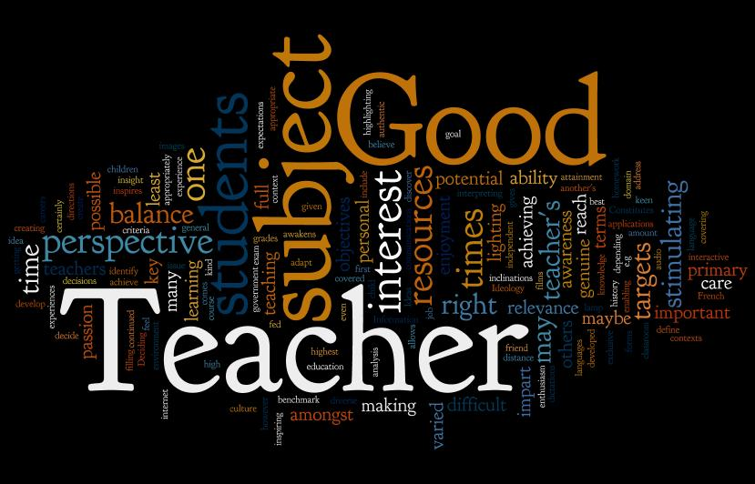 qualities of an ideal teacher This article explores five inherent qualities that make a good teacher, according  to teachers and the teachers who teach them.