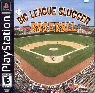 Torrent Super Compactado Big League Slugger Baseball PS1