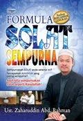 FORMULA SOLAT SEMPURNA (TOP SALE)