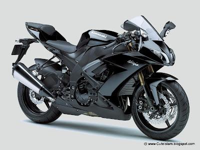 Suzuki Ninja Bike