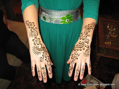 Arabic Henna  Designs (Mehndi Designs)