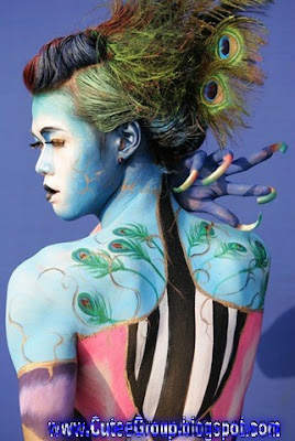 Body Art Festival, Korea