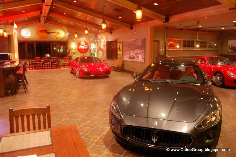 World S Best Garages : Worlds most beautiful car garages the world of fun cutee