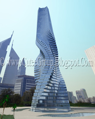 Rotating Tower,  Dubai , UAE