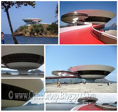 Museum of Contemporary Art (  Niteroi ,  Rio de Janeiro ,  Brazil )