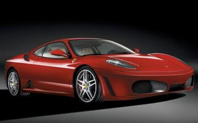 Car Ferrari F430