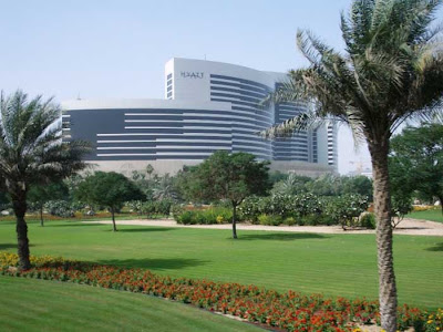 great hyatt hotel dubai uae