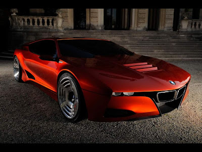BMW M1 Homage  2009 Model