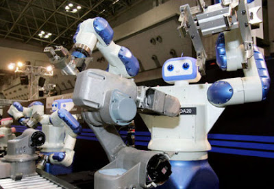 Robotic Workers Being Laid Off In Japan