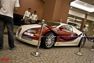 Probably The Most Expensive Car In U.A.E