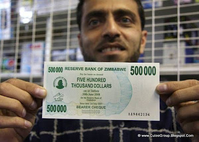 December 22nd, a new note of 500 000 dollars introduced to the market!