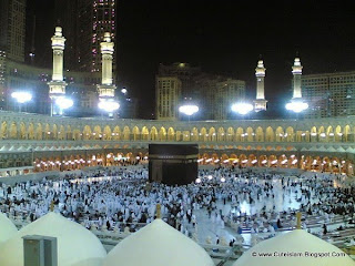 Masjid-Al-Haram, Mecca, Saudi Arabia