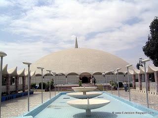 Masjid e Tooba (Gol Masjid), Karachi, Pakistan