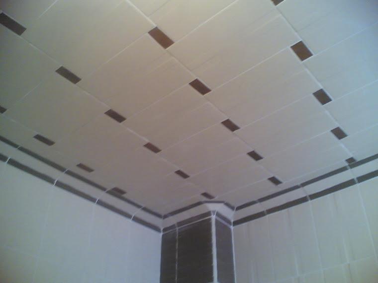 السقف سيراميك